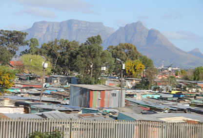 Cape Town Township tour of Langa